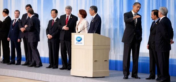 APEC Russia 2012 - Let The Tradition Continue In Vladivostok