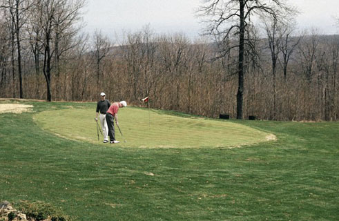 camp david golf course