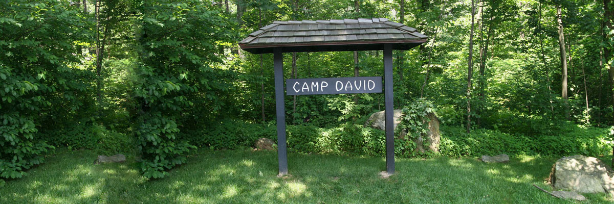 Camp David Welcome To The Presidential Retreat