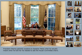 White House photo gallery