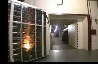 Site R bomb blast doors ... & Raven Rock Mountain Complex - Site R Underground Tour Pezcame.Com