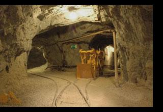 Raven Rock Mountain Complex - Site R Underground Tour   320 x 220 jpeg 18kB