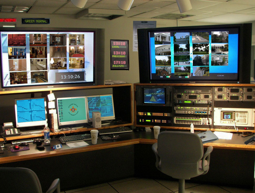 White House Joint Operations Room