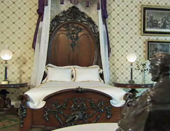 White House Overnight Guest Program - The Lincoln Bedroom